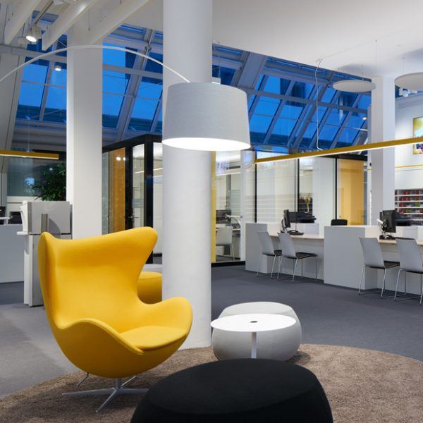 Umgestaltung Geschäftsstelle ADAC Karlsruhe