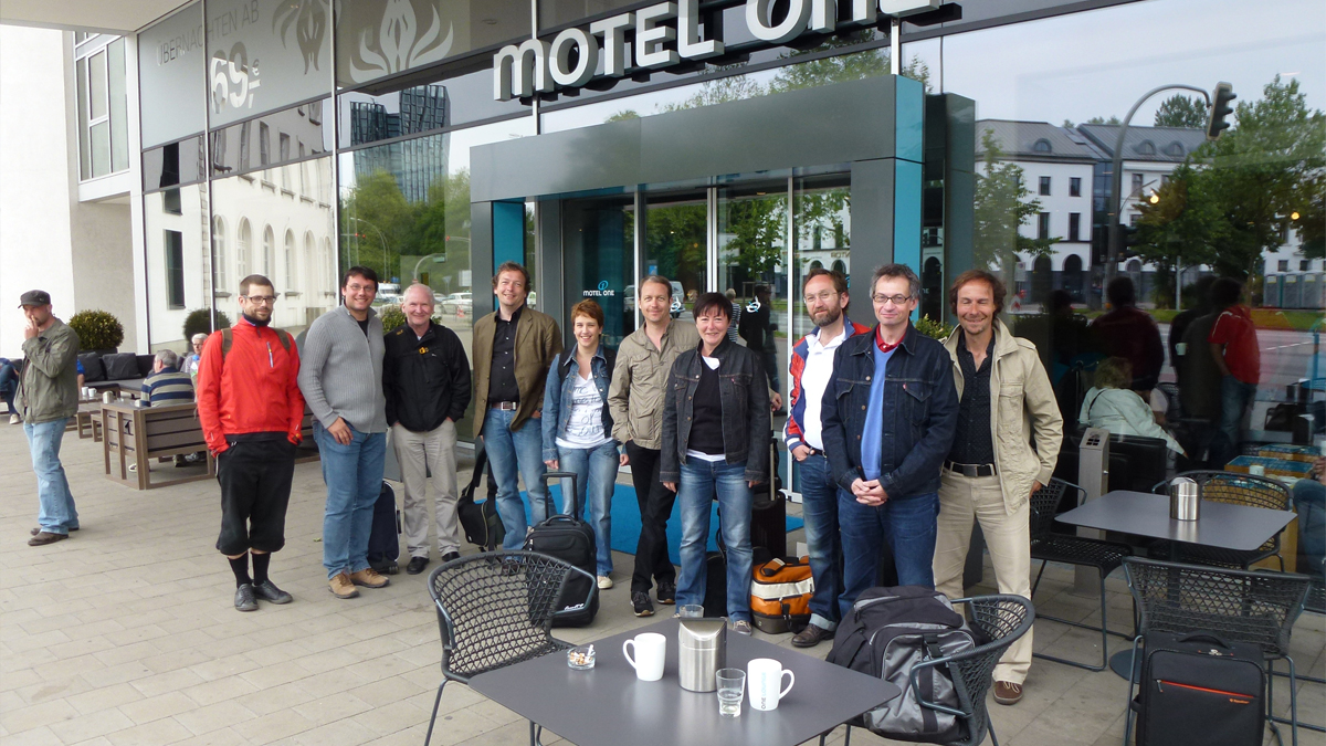 Assem Architekten Büroausflug Hamburg