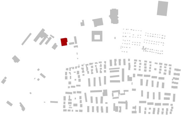 Schwarzplan ADAC Haus Heidelberg