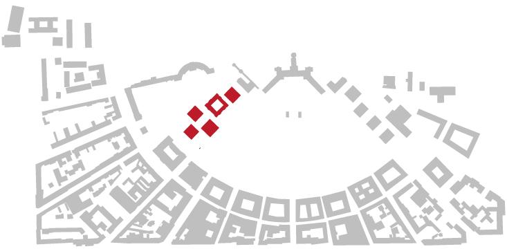 Schwarzplan Grundsanierung Bundesverfassungsgericht Karlsruhe