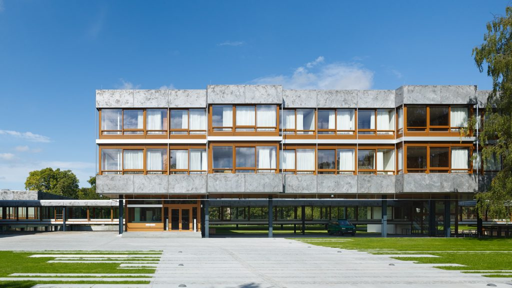 Grundsanierung Bundesverfassungsgericht Karlsruhe