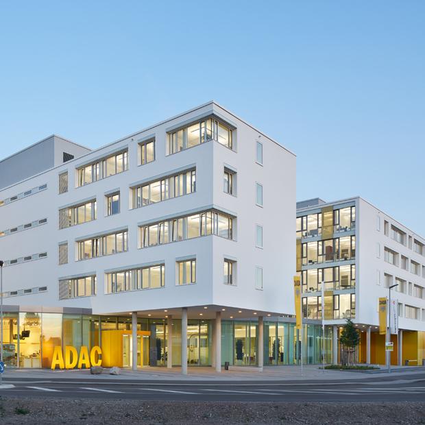 Neubau ADAC Haus Bruchsal