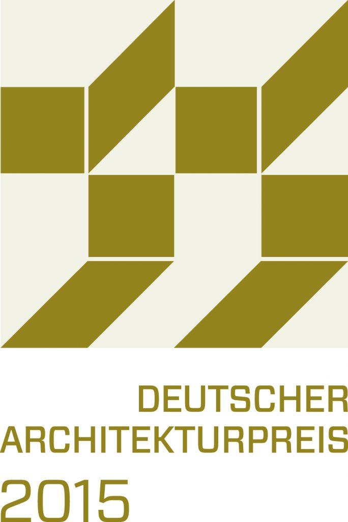 Deutscher Architekturpreis 2015 Logo