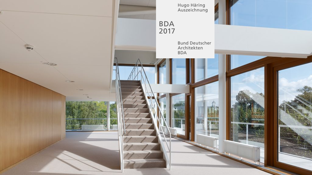 Hugo-Häring-Auszeichnung 2017 Grundsanierung Bundesverfassungsgericht Karlsruhe