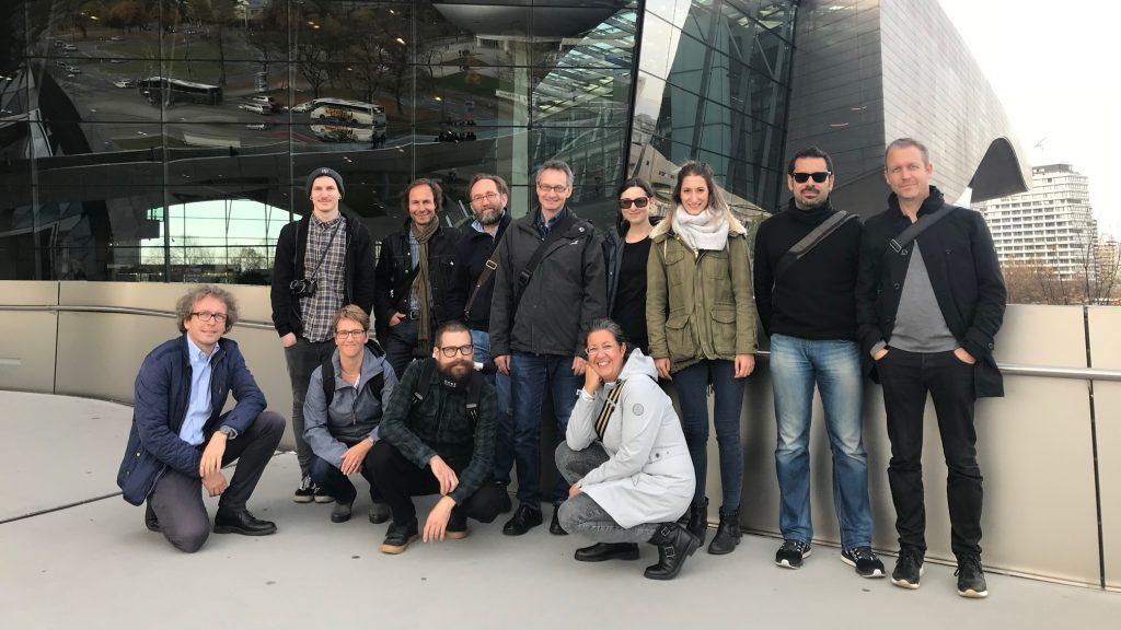 Assem Architekten Büroausflug München