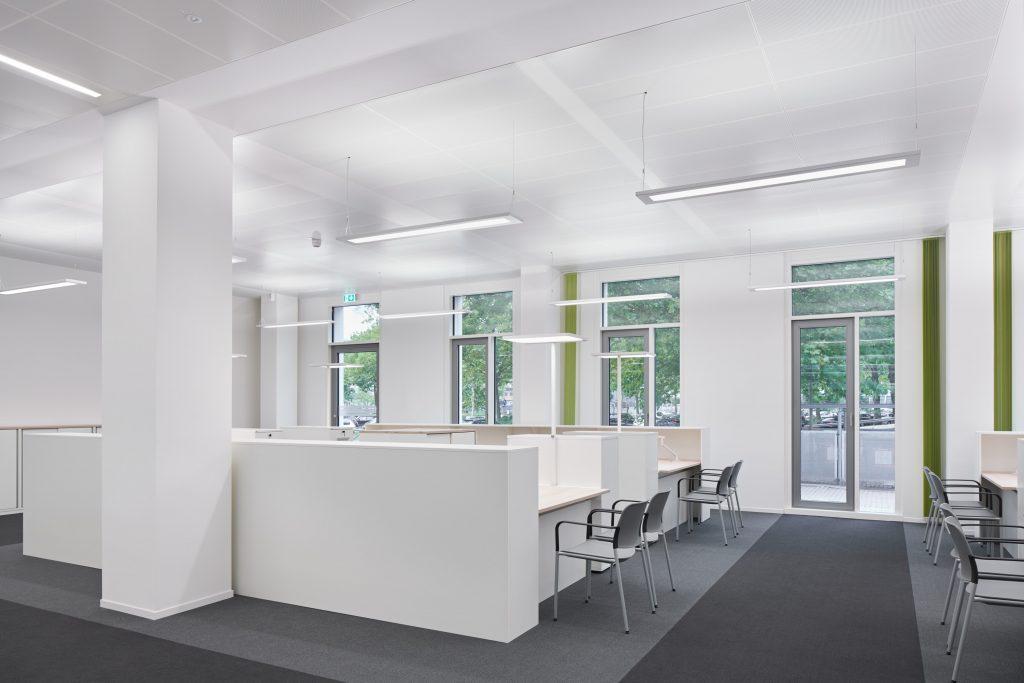 Generalsanierung Dienstleistungszentrum ADAC Karlsruhe