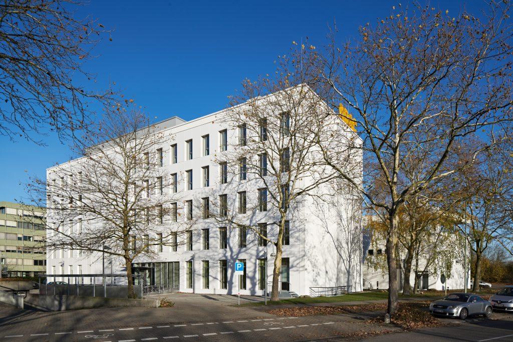 Generalsanierung Dienstleistungszentrum Karlsruhe