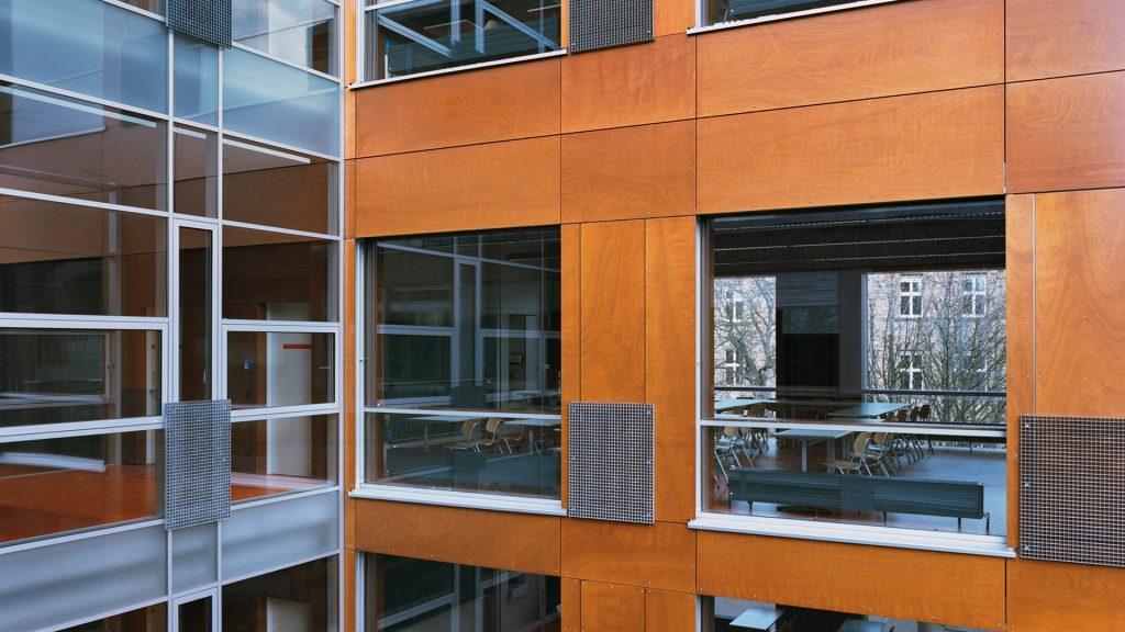 Erweiterung Ludwig-Erhard-Schule Karlsruhe