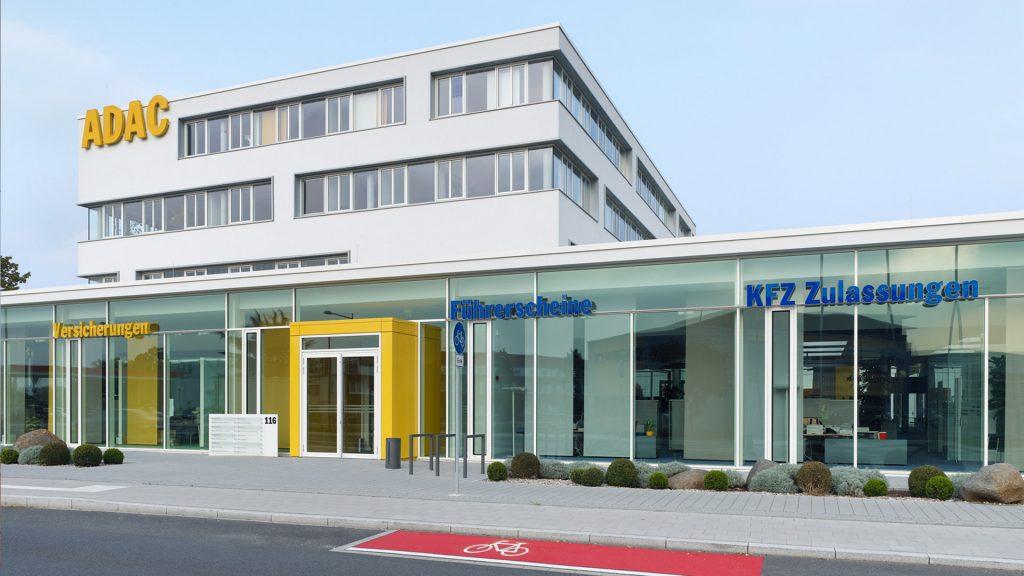Neubau ADAC Haus Heidelberg