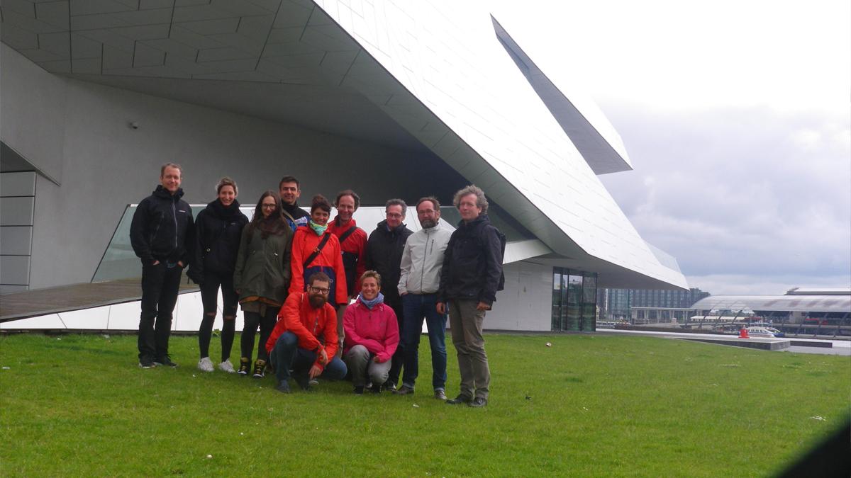 Assem Architekten Büroausflug Amsterdam