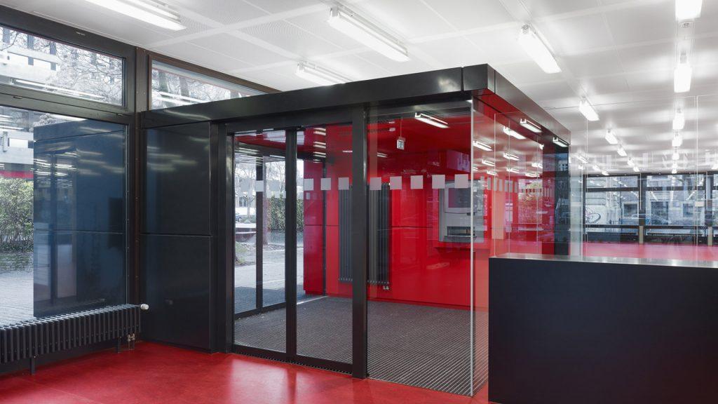 Grundsanierung Pädagogische Hochschule Karlsruhe