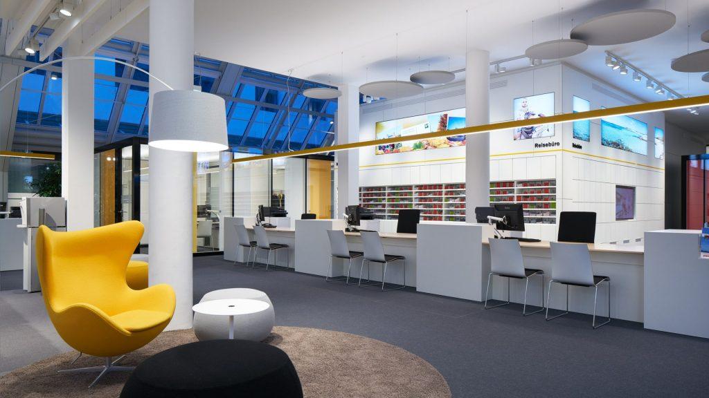 Umbau Geschäftsstelle ADAC Karlsruhe