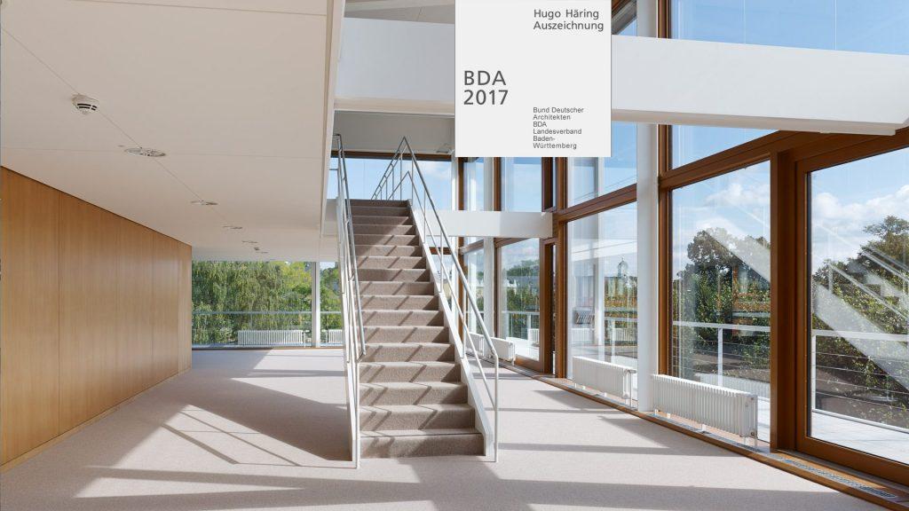 Hugo-Häring-Auszeichnung 2017