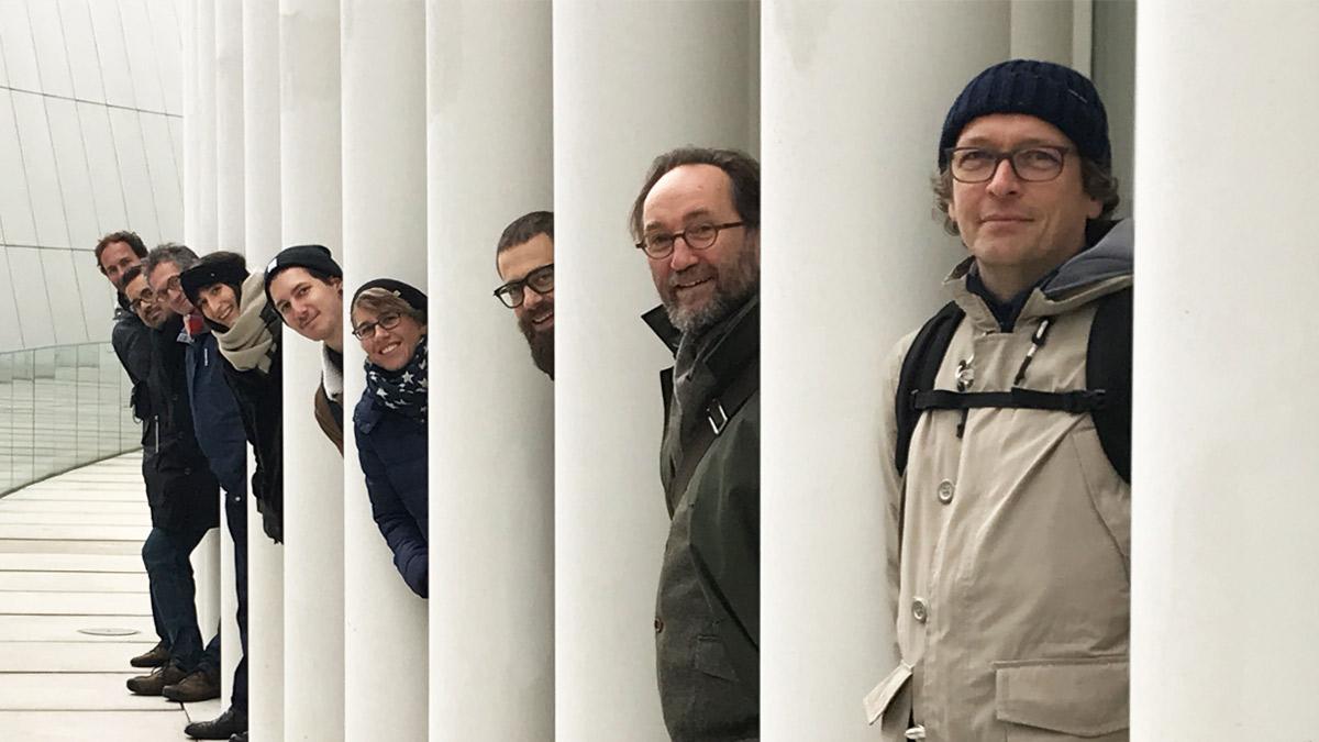 Mehrtägige Architekturexkursion nach Luxemburg