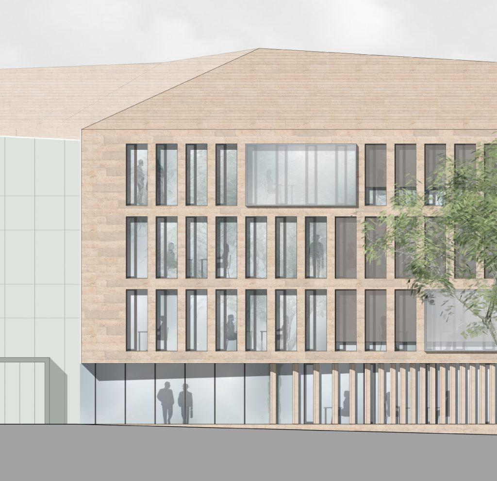 Wettbewerb Neubau Kreishaus Germersheim Beitragsbild