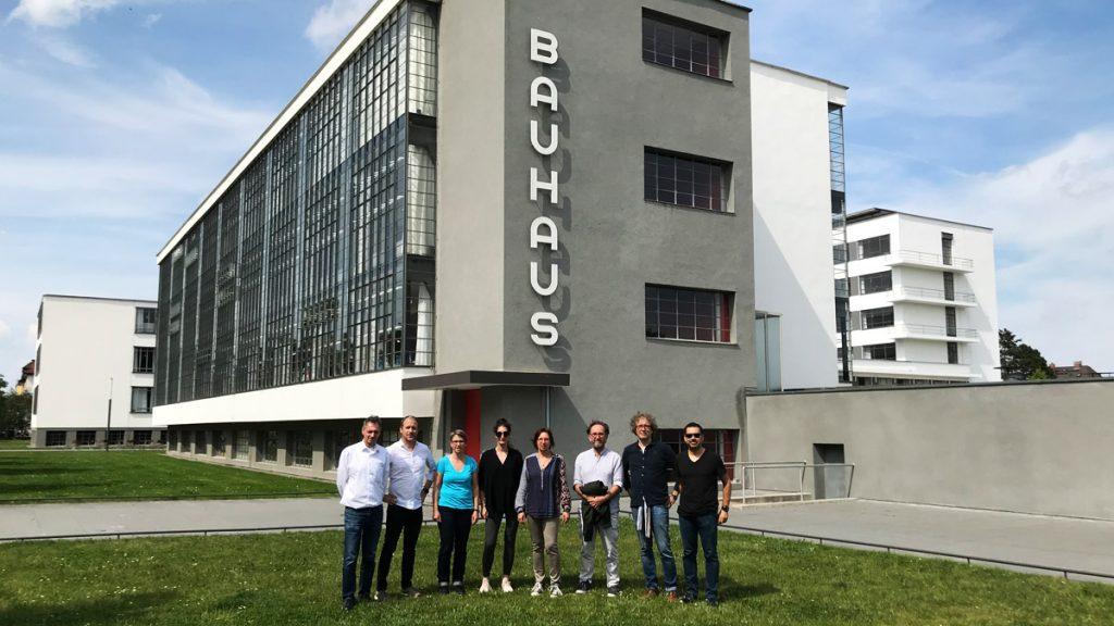 Mehrtägige Architekturexkursion nach Leipzig