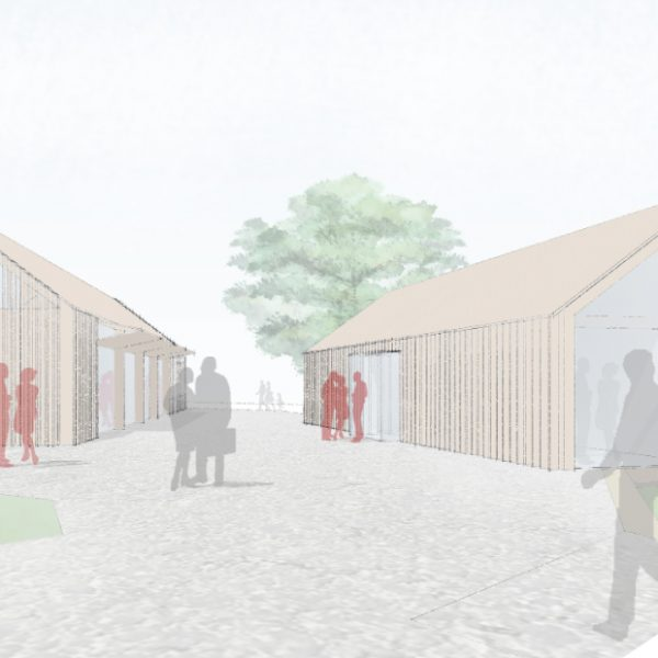 Wettbewerb Neubau ökumenisches Gemeindehaus Fahrenbach